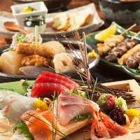 【 逸 品 】 明石の昼網鮮魚を始め幅広いメニューの数々!