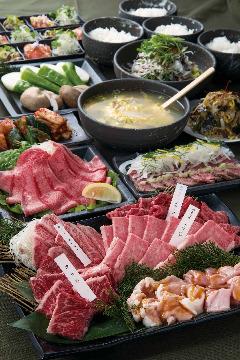 厳選和牛 焼肉 犇屋 心斎橋店
