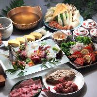 ご宴会は是非門でちゃんこ鍋を囲みながらお楽しみください。