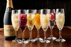 料理に合う日本酒、ワイン、限定ものも色々◎取り寄せ応相談OK!