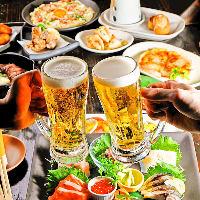 会社宴会、飲み会など様々なシーンに合わせたお席にご案内!