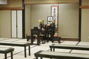 2階 飛鳥 祭壇風景 部屋使用料込み料金10800円