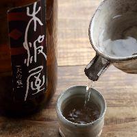 【日本酒】 当店オリジナルのお酒や利酒師厳選日本酒40種以上