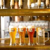 【クラフトビール】 異なる味わいの一杯をじっくりと堪能あれ