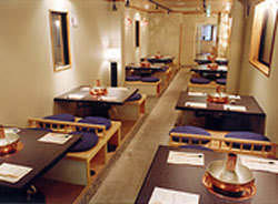 宴会用のお座敷席。最大40名様迄 貸切は25名様~。