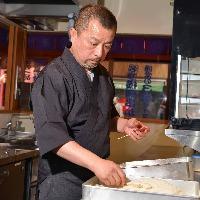 一流の料理人が創り出す創作和食を豊富にご用意!