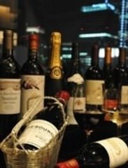 串料理に合わせてソムリエがセクトした絶品ワインをご用意!!