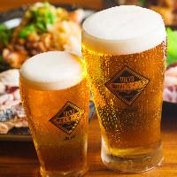 【クラフトビール】 プロが注ぐ樽生で提供♪サイズが選べます