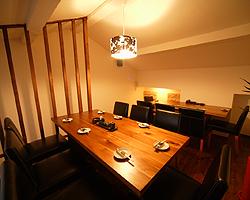 大人気!3階の隠れ家個室! ご予約ください。
