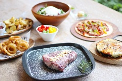野菜・お肉・お魚と鮮度と季節にこだわった旬のお料理