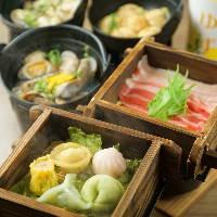 オススメ【なんば店限定!!】ゆず海鮮鍋コース4500円⇒4000円