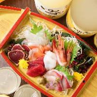 【人気宴会】 梅田で個室で最大3時間飲み放題付コース3000円