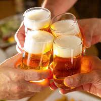 企業様の歓送迎会や各種ご宴会の利用は当店におまかせください!