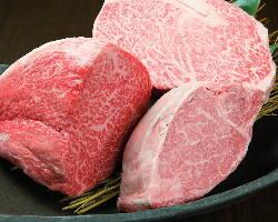 最上肉質『5等級』の黒毛和牛