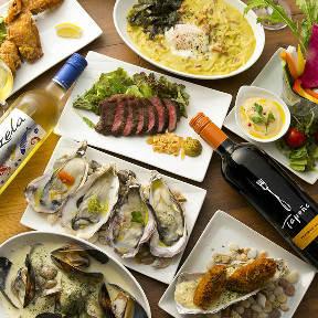 貝と白ワインのバル KAKIMARU 山科駅前店