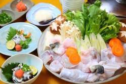 ◆多彩な鍋宴会コース◆ お勧めのてっちりなど
