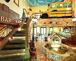 イタリアの魅力的な景観を 店内でお楽しみ下さい!