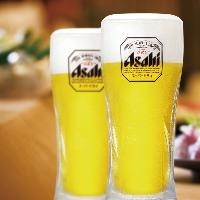 キンキンに冷えた生ビール!