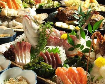 錦江湾・鹿児島市場直送 薩摩魚鮮水産 長浜店