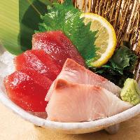 【新鮮魚介】 京都らしい空間でお酒と新鮮魚介に舌鼓。