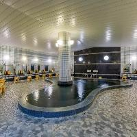 ご宴会前の入浴は無料! ほっこりしてください。
