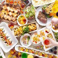 会種宴会はゆったりと、個室でコース料理もおすすめです