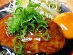 安くて旨い逸品料理! つくねタレ焼 ¥430円(税抜)