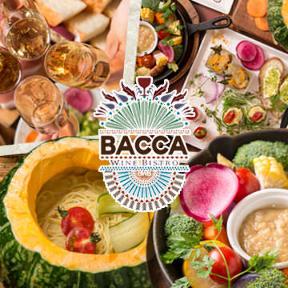 農薬不使用野菜のイタリアンバル BACCA