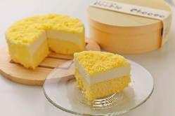 女子に大人気!?食後のチーズケーキ