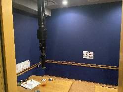 最大10名の落ち着いた空間の個室もあります。