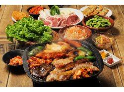 土日やゴールデンウィークはお昼間BBQが大人気!