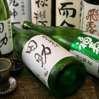 オリジナル地酒「田助」「福泉」お米から作るこだわり!