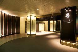 ホテルは京阪電車「守口市駅」直結!