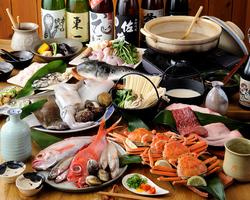 魚も肉も野菜もとことん こだわって仕入れてます!