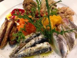 本格イタリア料理を気軽な気持ちで 楽しんで下さい!