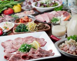 韓国料理に「和」を取り入れた美味しさがいっぱい。