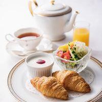 【爽やかな朝を彩る】 朝食メニューもご提供しております
