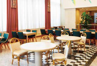 宝塚ホテル カフェレストラン ソラレス
