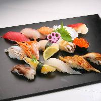 各種ご宴会に! 旨いお寿司をどうぞ♪