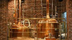 ビール醸造所併設!レトロな酒蔵を改装したビアレストランです