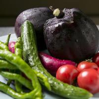 《京野菜》 野菜は京都八幡の契約農家より直送で入荷します