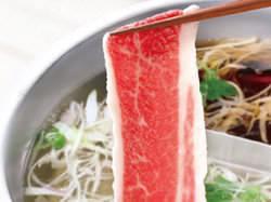 黒毛和牛しゃぶしゃぶ食べ放題コース 4,480円(税別)
