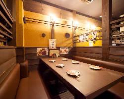 テーブル席充実!ご宴会~ご家族でお食事等幅広くご利用頂けます