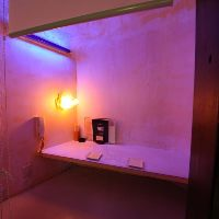 カマクラ風個室