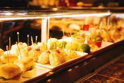 美味しいものをちょこちょこと!スペインの串刺し料理ピンチョス