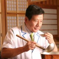 神田川俊郎監修の出汁を使用した鍋をご賞味ください!