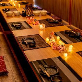 奈良 個室居酒屋 竹取御殿 奈良駅前店