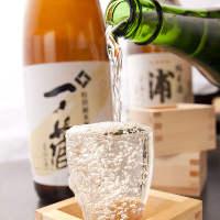 東北・京都の地酒を多数ご用意♪日本酒好き必見♪♪