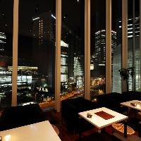 梅田 夜景 グランカフェ大阪の写真7