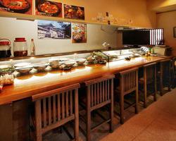 毎日仕入れている素材を活かした 韓国料理が堪能できます